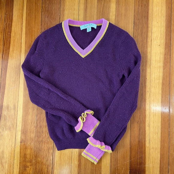 Brooks Brothers girl's sweater